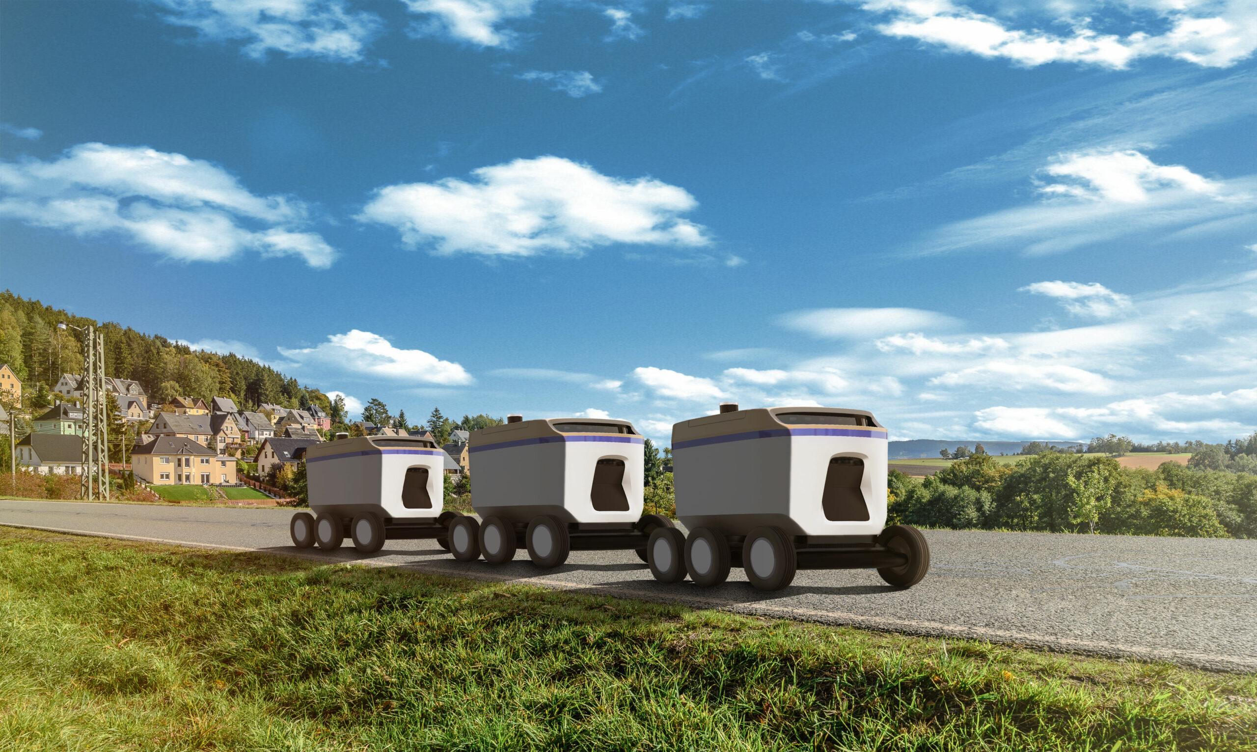 CargoSurfer - der virtuelle Paketkurier für die multimodale Frachtmitnahme im ÖPNV